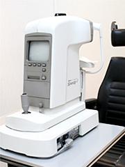 自動検眼機器・オートレフラクトメーター