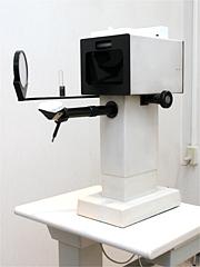 メガネ調整測定器・幾何学的メガネ調整・光学的メガネ調整・