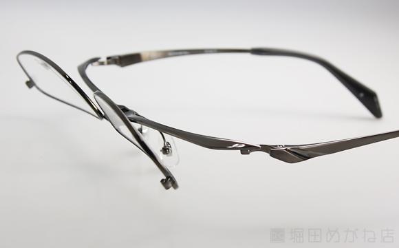 跳ね上げ単式メガネ DUN-2054