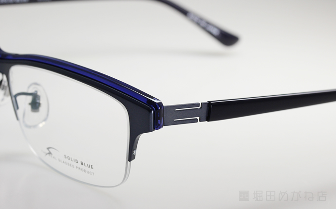 SOLID BLUE ソリッドブルー S-214