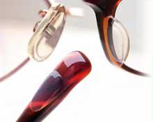 シールコン メガネのずり落ち防止